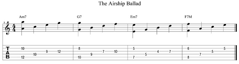 The Airship Ballad