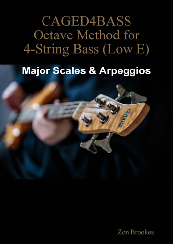 CAGED4BASS eBook cover