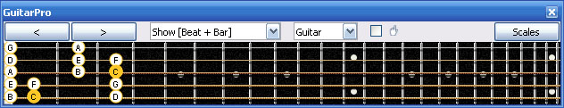 GuitarPro6 5Z3 box shape