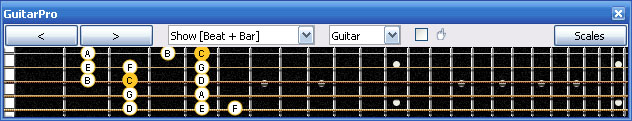 GuitarPro6 3Z1 box shape