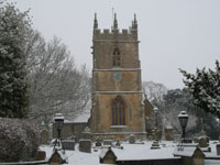 English village church