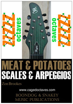Meat and Potatoes Scales and Arpeggios