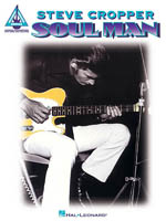 Soul Man tab book cover