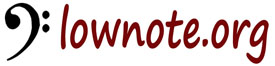 lownote.org logo