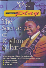 The Science of Rhythm Guitar