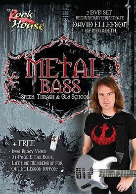 Metal Bass DVD
