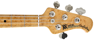 Stingray headstock