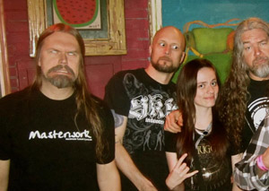 Meshuggah and Sarah Longfield