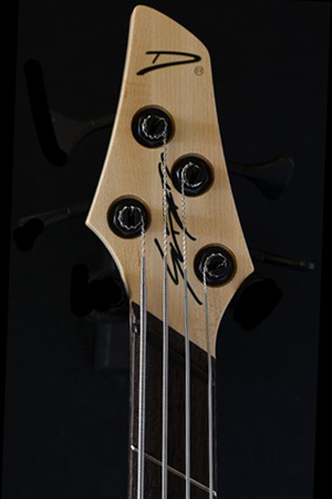 Dingwall ABZ4 headstock