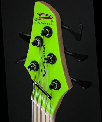 Dingwall NG2 headstock