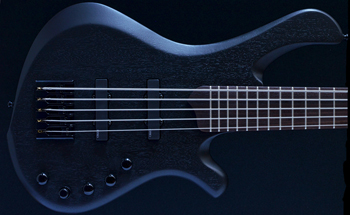 Mayones BE5 Gothic Exotic