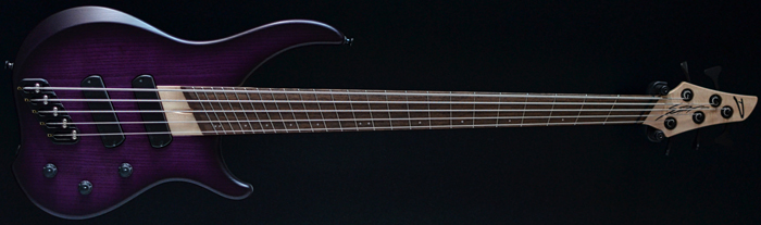 Dingwall ABZ5 Purpleburst