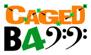 CAGED4BASS logo