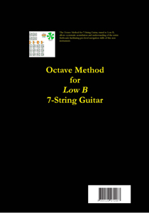 Octave Method for 7-String Guitar