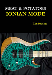 Meat & Potatoes: Ionian mode Front Cover