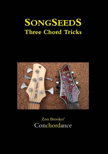 Songseeds - Three Chord Tricks - Conchordance